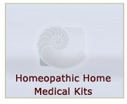 Homeopathic Home Medical Kits